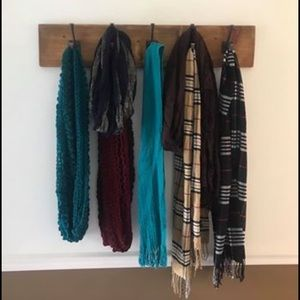 Women's assorted scarves